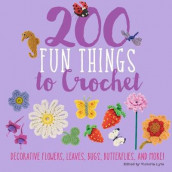 200 Fun Things to Crochet av Betty Barnden, Kristin Nicholas, Jessica Polka og Lesley Stanfield (Innbundet)