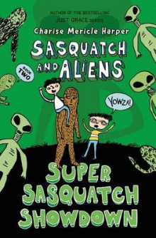 Super Sasquatch Showdown av Charise Mericle Harper (Heftet)