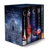 Omslag - The Lunar Chronicles Boxed Set
