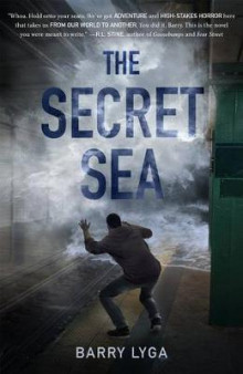The Secret Sea av Barry Lyga (Heftet)