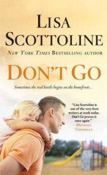 Don't Go av Lisa Scottoline (Heftet)