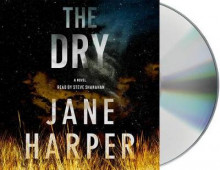 The Dry av Jane Harper (Lydbok-CD)
