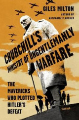 Omslag - Churchill's Ministry of Ungentlemanly Warfare