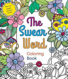 The Swear Word Coloring Book av Hannah Caner (Heftet)