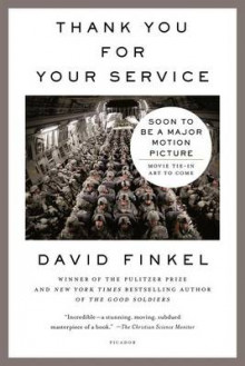 Thank You for Your Service av David Finkel (Heftet)