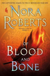 Of Blood and Bone av Nora Roberts (Innbundet)
