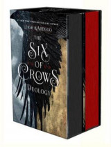 Omslag - The Six of Crows Duology Boxed Set