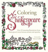 Omslag - Coloring Shakespeare