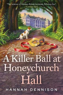A Killer Ball at Honeychurch Hall av Hannah Dennison (Heftet)