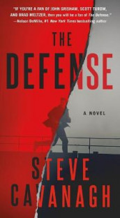 The Defense av Steve Cavanagh (Heftet)