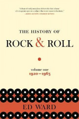 Omslag - The History of Rock & Roll, Volume 1: 1920-1963
