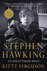 Omslag - Stephen Hawking: An Unfettered Mind