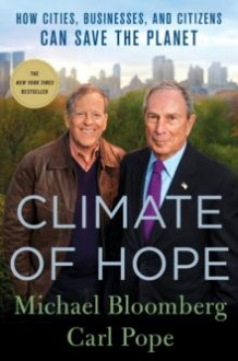 Climate of hope av Michael Bloomberg og Carl Pope (Innbundet)