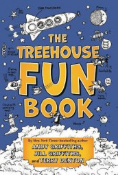 The Treehouse Fun Book av Andy Griffiths og Jill Griffiths (Heftet)