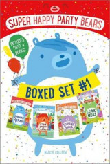 Omslag - Super Happy Party Bears Boxed Set #1