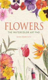 Omslag - Flowers: The Watercolor Art Pad