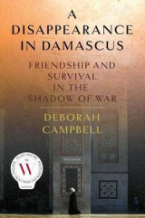 Omslag - A Disappearance in Damascus