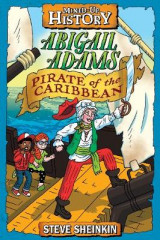 Omslag - Abigail Adams, Pirate of the Caribbean