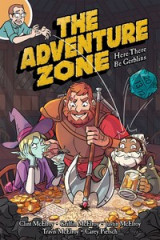 Omslag - The Adventure Zone