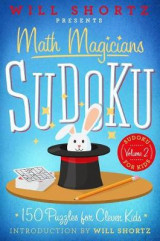 Omslag - Will Shortz Presents Math Magicians Sudoku