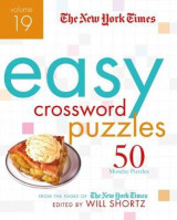 Omslag - The New York Times Easy Crossword Puzzles Volume 19