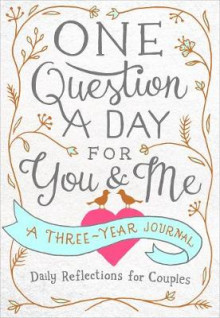 One Question a Day for You & Me av Aimee Chase (Innbundet)