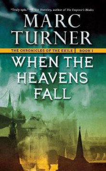 When the Heavens Fall av Marc Turner (Heftet)