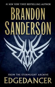 Edgedancer av Brandon Sanderson (Innbundet)