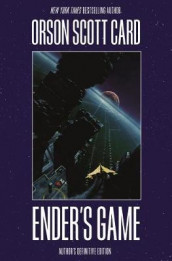 Ender's Game Gift Edition av Orson Scott Card (Innbundet)