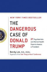 Omslag - The Dangerous Case of Donald Trump