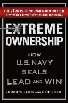 Extreme Ownership av Jocko Willink (Innbundet)