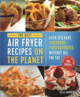 Omslag - The Ultimate Air Fryer Cookbook