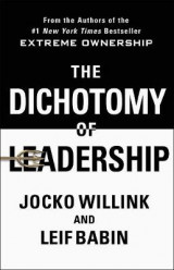 Omslag - The Dichotomy of Leadership