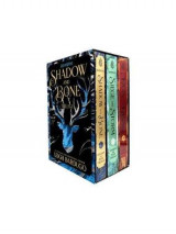 Omslag - The Shadow and Bone Trilogy Boxed Set