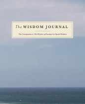 The Wisdom Journal av Oprah Winfrey (Innbundet)