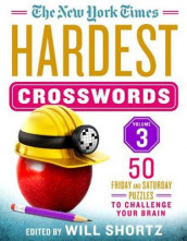 The New York Times Hardest Crosswords Volume 3 av The New York Times (Heftet)