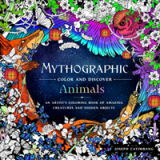Omslag - Mythographic Color and Discover: Animals