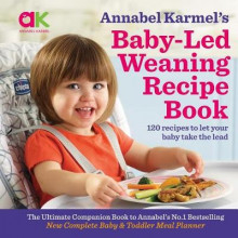 Baby-Led Weaning Recipe Book av Annabel Karmel (Innbundet)
