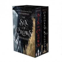 Six of Crows Boxed Set av Leigh Bardugo (Blandet mediaprodukt)