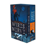 Omslag - Wires and Nerve: The Graphic Novel Duology Boxed Set