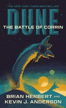 Dune: The Battle of Corrin av Brian Herbert og Kevin J Anderson (Heftet)