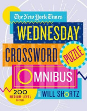The New York Times Wednesday Crossword Puzzle Omnibus av The New York Times (Heftet)