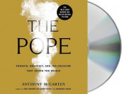 The Pope av Anthony McCarten (Lydbok-CD)