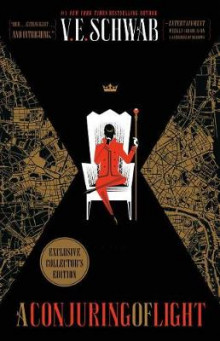 A Conjuring of Light Collector's Edition av V E Schwab (Innbundet)