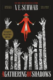 A Gathering of Shadows Collector's Edition av V E Schwab (Innbundet)