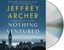 Nothing Ventured av Jeffrey Archer (Lydbok-CD)