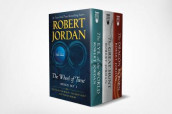 Wheel of Time Premium Boxed Set I av Robert Jordan (Blandet mediaprodukt)