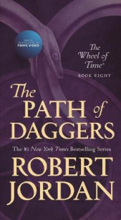 The Path of Daggers av Robert Jordan (Heftet)