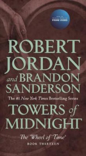 Towers of Midnight av Robert Jordan og Brandon Sanderson (Heftet)