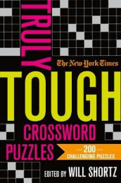 The New York Times Truly Tough Crossword Puzzles av The New York Times (Heftet)